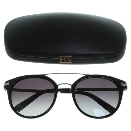 Escada Sunglasses in black