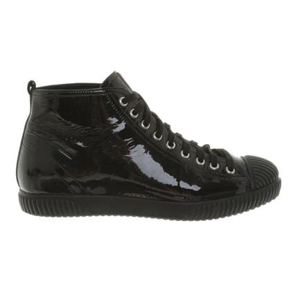 Prada Sneakers in Schwarz