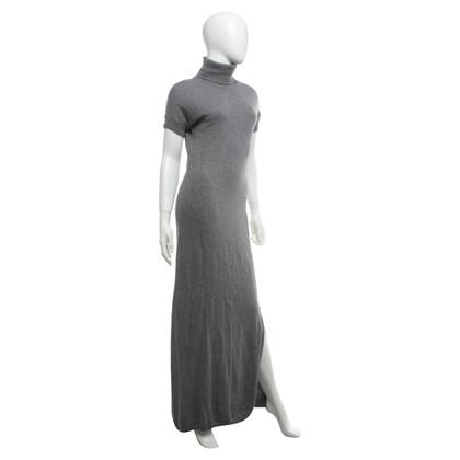 Twin-Set Simona Barbieri Knitted dress with turtleneck