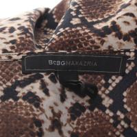 BCBG Max Azria Tuniek met slang patroon