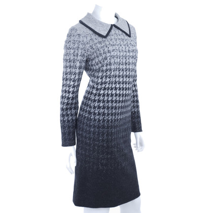 Valentino Wool dress with underskirt