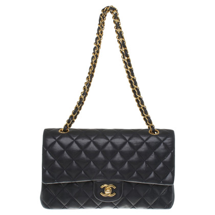 "Chanel ""Classic Double Flap Bag"" aus Kalbsleder"