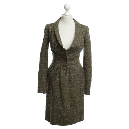Chanel Kleid in Grün