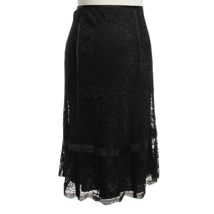 Donna Karan Top skirt in black