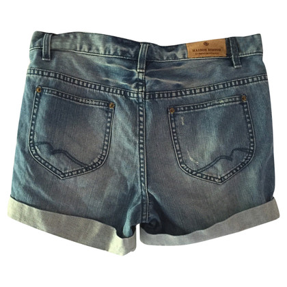 Maison Scotch Pantaloncini in look usato