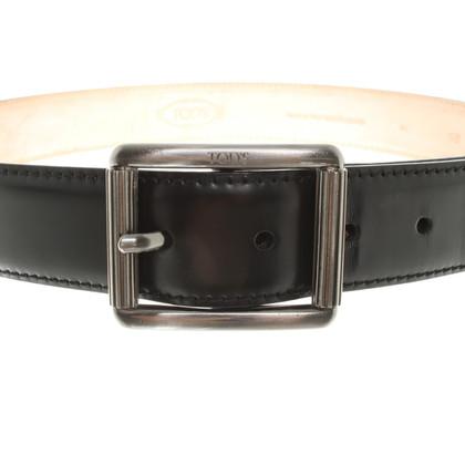 Tod's Belt in Black