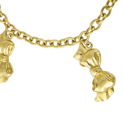Chanel Gouden ketting met hangers