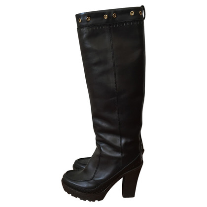 Yves Saint Laurent Yves Saint Laurent Boots Black T.40