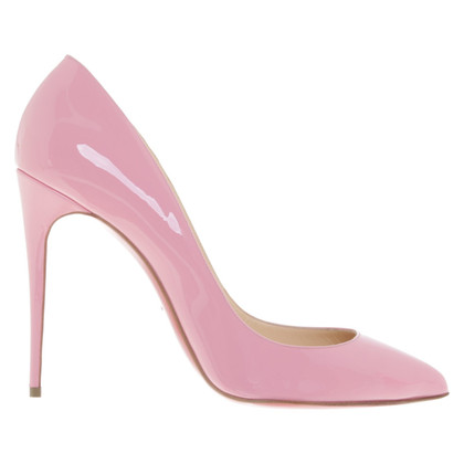 Christian Louboutin pumps in het roze
