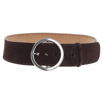 Prada Belts suede