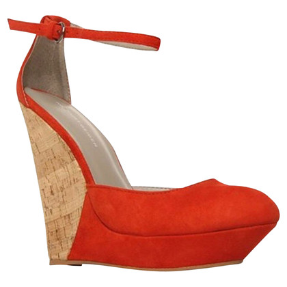 Kurt Geiger KG by Kurt Geiger Jemima Suede Wedge