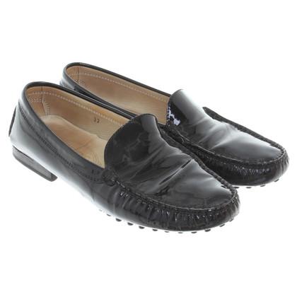 Tod's Slipper in black
