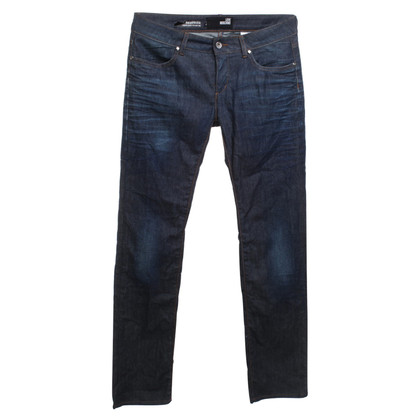 Moschino Love Jeans in used look