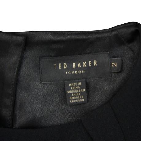 Ted Baker Cocktailkleid in Schwarz Schwarz Top Qualität MlJKRlly