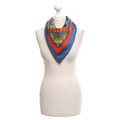 """Hermès Sciarpa di seta """"Cheval Turc"""""""