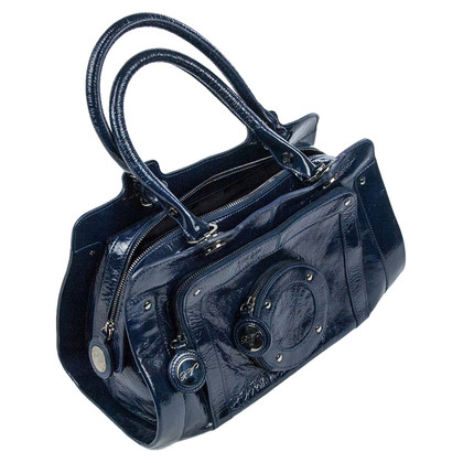 Roger Vivier Patent leather bag