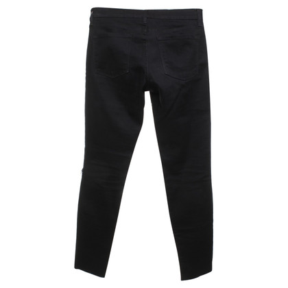 Frame Denim Jeans in Schwarz