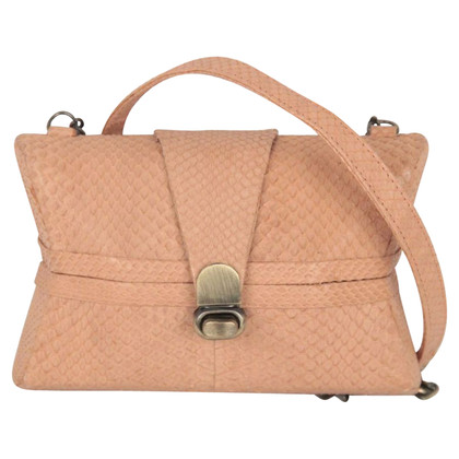 Hoss Intropia Shoulder bag in beige