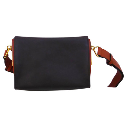Marni Leather handbag in two colors