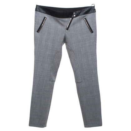 Other Designer Atos Lombardini - checkered-trousers