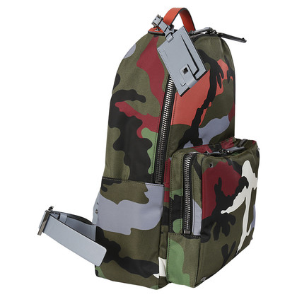 Valentino Backpack camouflage multicolor