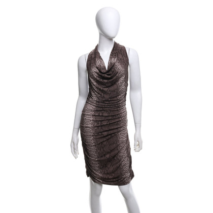 Michael Kors Snake pattern dress