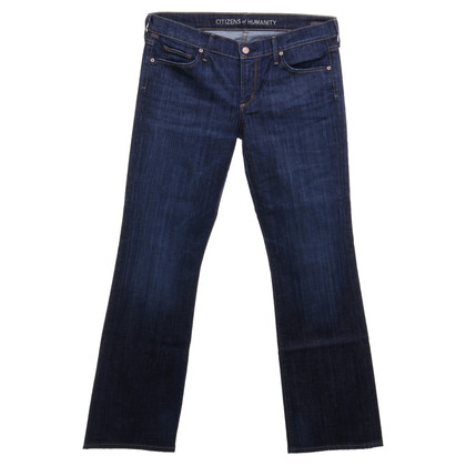 Citizens of Humanity Jeans boot-cut in blu scuro