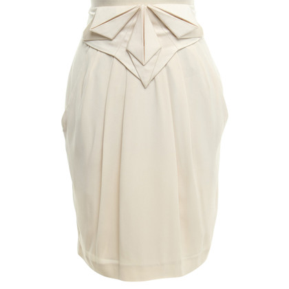 Temperley London Rock aus Satin