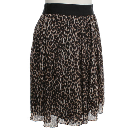 Paule Ka Rock mit Animal-Print
