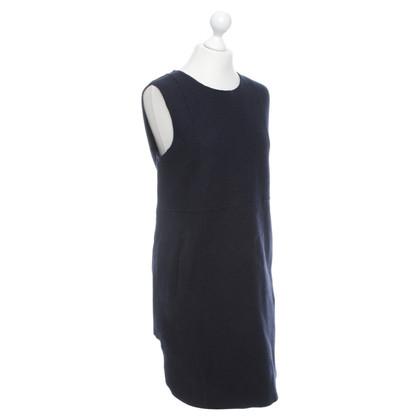 Hache Kleid in Dunkelblau