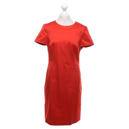 Strenesse Sheath dress in red