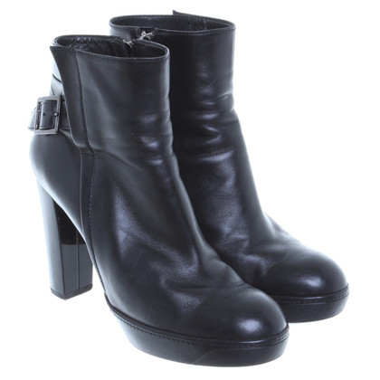 Hogan Ankle boots in black
