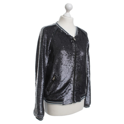 Iro Bomber jacket with sequins