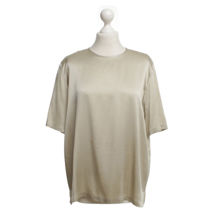 Basler Silk top in beige