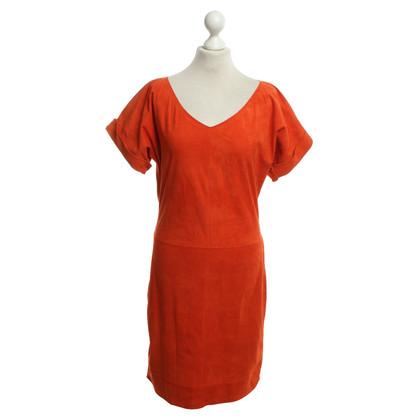Ralph Lauren Leather Dress