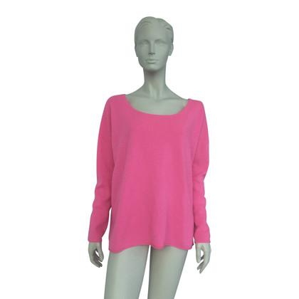 ROSA VON SCHMAUS Cashmere sweater in pink