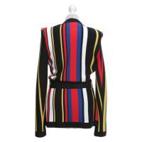 Balmain Blazer with stripe pattern