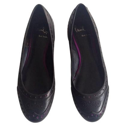 Paul Smith Leer Ballerina's