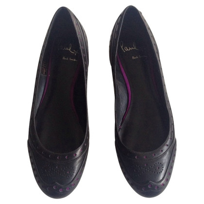 Paul Smith Leather of ballerinas