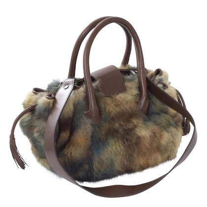 Walter Steiger Bag with fur