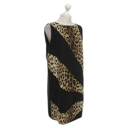 Moschino Cheap and Chic Kleid im Animal-Design