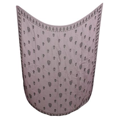 Alexander McQueen Handdoek in roze