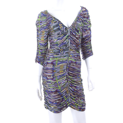 Matthew Williamson Silk Jersey dress