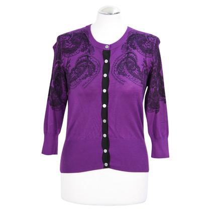 Karen Millen Sweater in purple