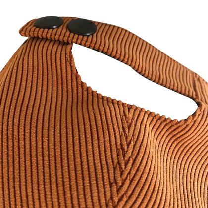 Hermès cappello in taupe