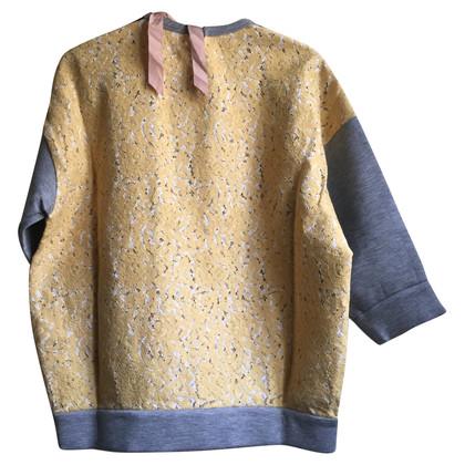 N°21 Neopreen sweatshirt
