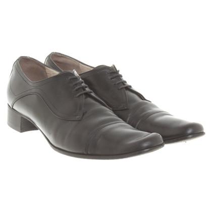 Dries van Noten Lace-up shoes in black