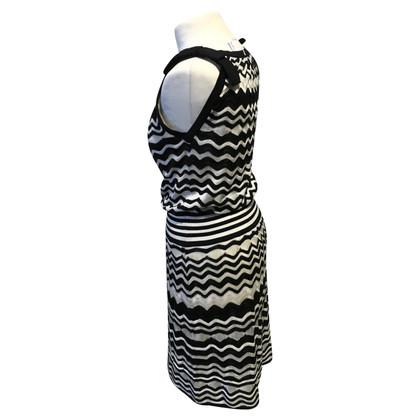 Missoni Dress with jagged pattern