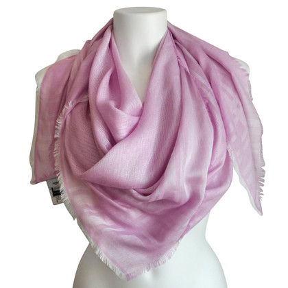 Fendi Stola in rosa
