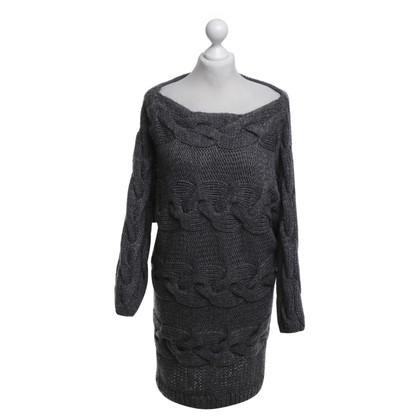 Cos maglione oversize con cavi